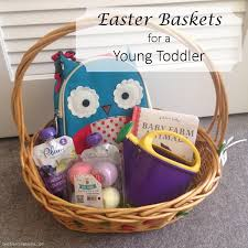 easter basket ideas for toddlers toddler easter basket ideas birch landing home