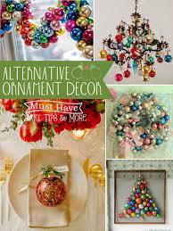 alternative ornament decor mine for the