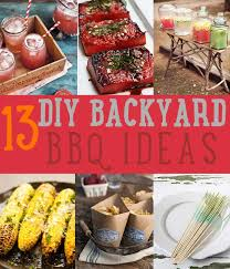 Backyard Barbeque Backyard Bbq U0026 Party Ideas Diy Projects Craft Ideas U0026 How To U0027s For