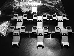 grass face frame cabinet lot of 6 grass gr 13158 2 6mm face frame adapter with li https