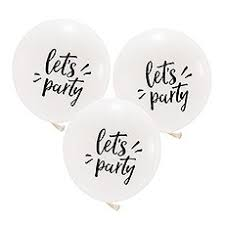 large white balloons 17 large white wedding balloons the knot shop