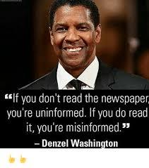 Newspaper Meme Generator - denzel washington meme generator washington best of the funny meme