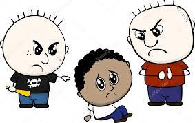 imagenes bullying escolar acoso escolar niño marrón archivo imágenes vectoriales hayaship