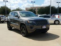 used jeep grand houston used jeep grand altitude for sale in houston tx carmax
