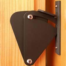 Barn Door Gate by Winsoon Big Size Pull Door Black Solid Cast Cron Sliding Barn Door