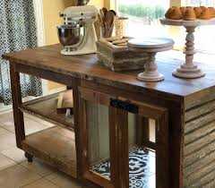 southern long leaf pine kitchen island farm house buffet