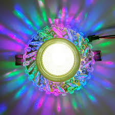 Home Decoration Lighting Online Get Cheap Crystal Recessed Lighting Aliexpress Com