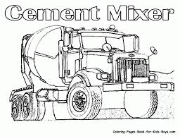 semi tow truck coloring pages printablecolouringpages bebo pandco