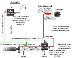 anyone ever rewire a fuel pump to run pwm with a ssr nasioc
