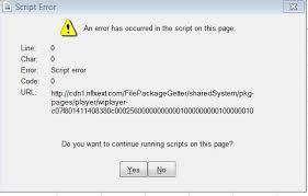 Teh Wmp windows media center and netflix an error has occurred in teh