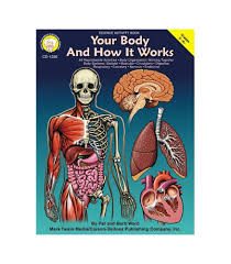 your body and how it works resource book grade 5 12 carson