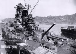 Flag Carrier Of Japan Japanese Battleship Yamato Wikipedia