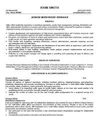 Inventory Management Resume Sample by Warehouse Manager Resume Examples Template Design