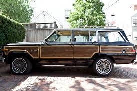old jeep grand wagoneer the street peep 1985 amc jeep grand wagoneer