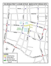 San Antonio Texas Map American Ninja Warrior Filming Brings Street Closures To Downtown