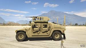 military jeep side view m1116 humvee up armored 1 1 for gta 5