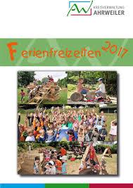 Kreisverwaltung Bad Ems Ferien Freizeiten Für Kinder Und Jugendliche Planen