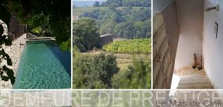 chambre d hote design de cink location d appartements de prestige luberon