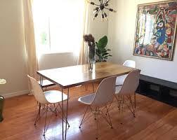 Mid Century Dining Room Furniture Mid Century Dining Etsy