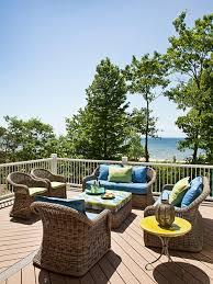 Houzz Patio Furniture Great Outdoor Deck Furniture Patio Furniture For Your Outdoor