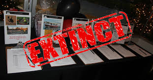 why silent auction bid sheets are dead blog