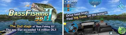 bass fishing apk bass fishing 3d ii apk version 1 1 20 jp pascal