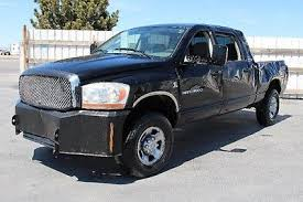 wrecked dodge trucks dodge ram 3500 4wd cars for sale