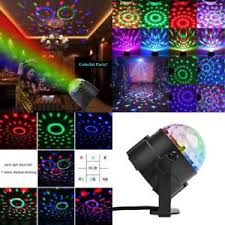 sound activated dj lights dj light sound activated party lights disco ball club lights party