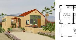 southwest style house plans 7 tiny southwest style house plans to love