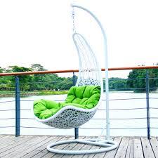 Outdoor Wicker Egg Chair Bedroom Interesting Hanging Chair Outdoor Wicker Egg Rattan