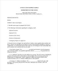 after report template 32 report templates free sle exle format free