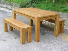 table rustic pine dining table home design ideas