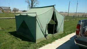 Tent Cabin by Eureka Canvas Cabin Tent Ohio Game Fishing Your Ohio Fishing