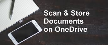 App To Scan Business Cards How To Scan And Store Documents With The Iphone Onedrive App