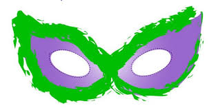 mardi mask free printable masquerade and mardi gras masks