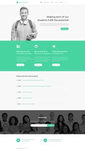 responsive web design layout template pin by template monster marketplace for website templates on new