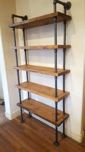 Wall Shelf Ideas by Articles With Stainless Steel Pipe Wall Shelf Tag Terrific Pipe