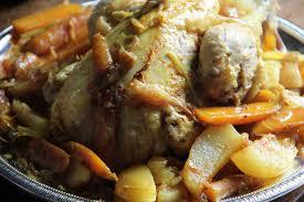cuisiner curcuma frais poulet cocotte au curcuma frais et legumes nouveaux du jardin