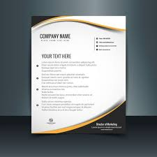 Letterhead Design Template letterhead vectors photos and psd files free