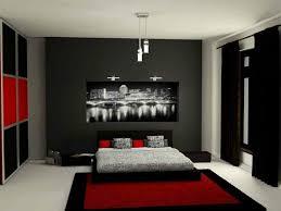 chambre a coucher noir et gris tonnant chambre et noir d coration cour arri re de decoration