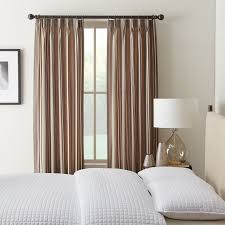Custom Design Draperies Designer Pleated Custom Made Drapes