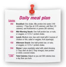 two shakes a day diet plan lose weight and keep it off