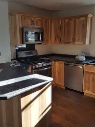 Rustic Hickory Kitchen Cabinets Best 25 Natural Hickory Cabinets Ideas On Pinterest Rustic Hickory