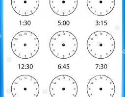 clock worksheets online kindergarten clock worksheet for kindergarten telling the time