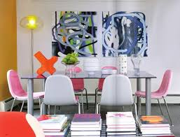 Colorful Interior Design 17 Best Neon Interiors Images On Pinterest Architecture