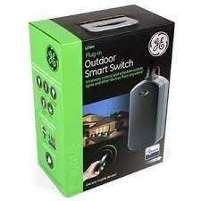 ge outdoor lighting control ge 14284 z wave plus wireless lighting control outdoor module