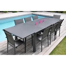Table De Jardin En Palette by Botanic Housse Salon De Jardin U2013 Qaland Com