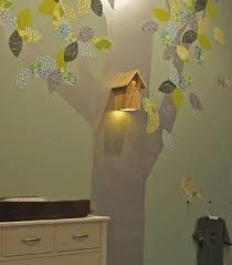 stickers chambre b b arbre sticker arbre chewinghome