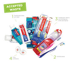 colgate oral care recycling program terracycle
