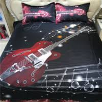 Bedding Set Manufacturers Canada Guitar Comforter Set Supply Guitar Comforter Set Canada